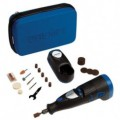 DREMEL 7700 Cordless Rotary Tool + 30 Accessories + Case 850403